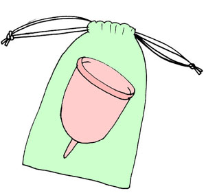 月経カップのお手入れ方法